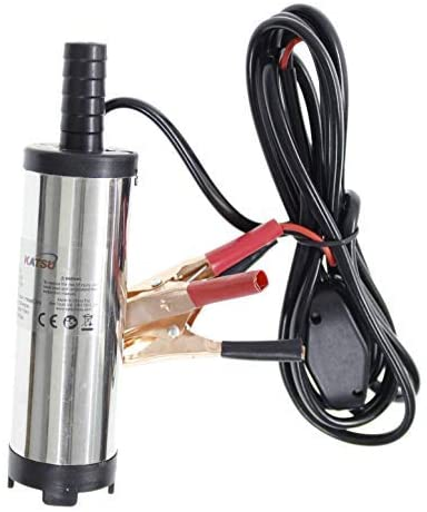 Diesel Pump Stainless Steel 40W