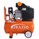 241194 24L ORAZIO Air Compressor With 5pcs Tool Kit 2.5HP