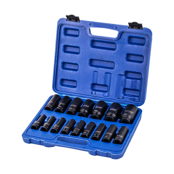 420441 Impact Deep Socket Set 1/2