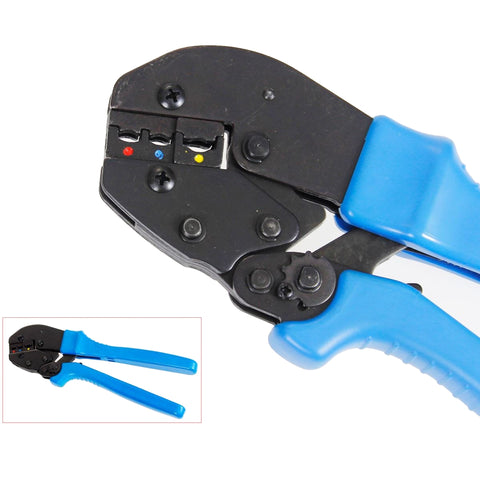4164256 Wire Terminal Ratchet Crimping Tool 0.5-6.0mm2