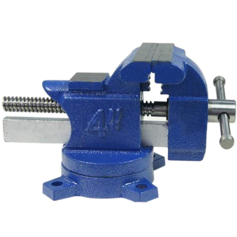 Adjustable Swivel Base Bench Vice 100 mm