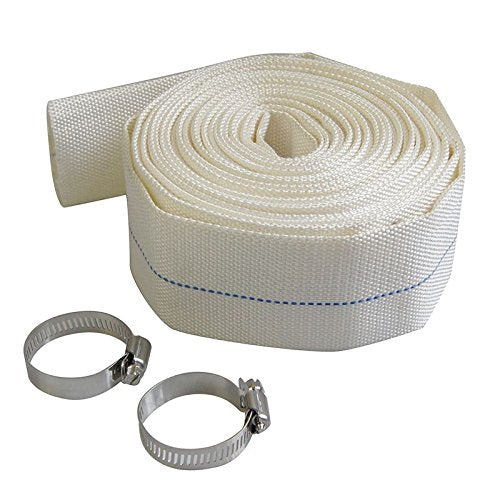 664343 Layflat Discharge Water Hose 1.5