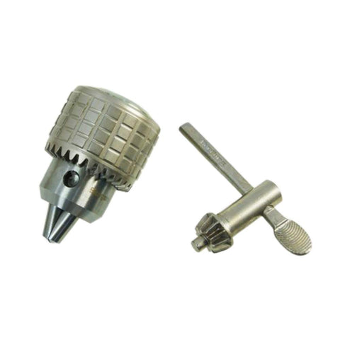 10519210Q Taper Drill Chuck With Key 0.6-6 B10 ~ 1-16MM B18