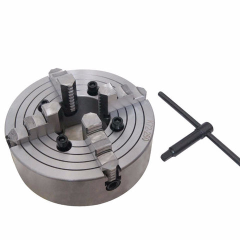 105240 K72 4 Jaw Independent Lathe Chuck 80 To 320mm