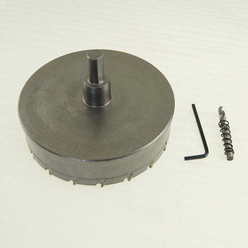 TCT Carbide Tipped Stainless Steel Hole Saw 35mm To 125mm