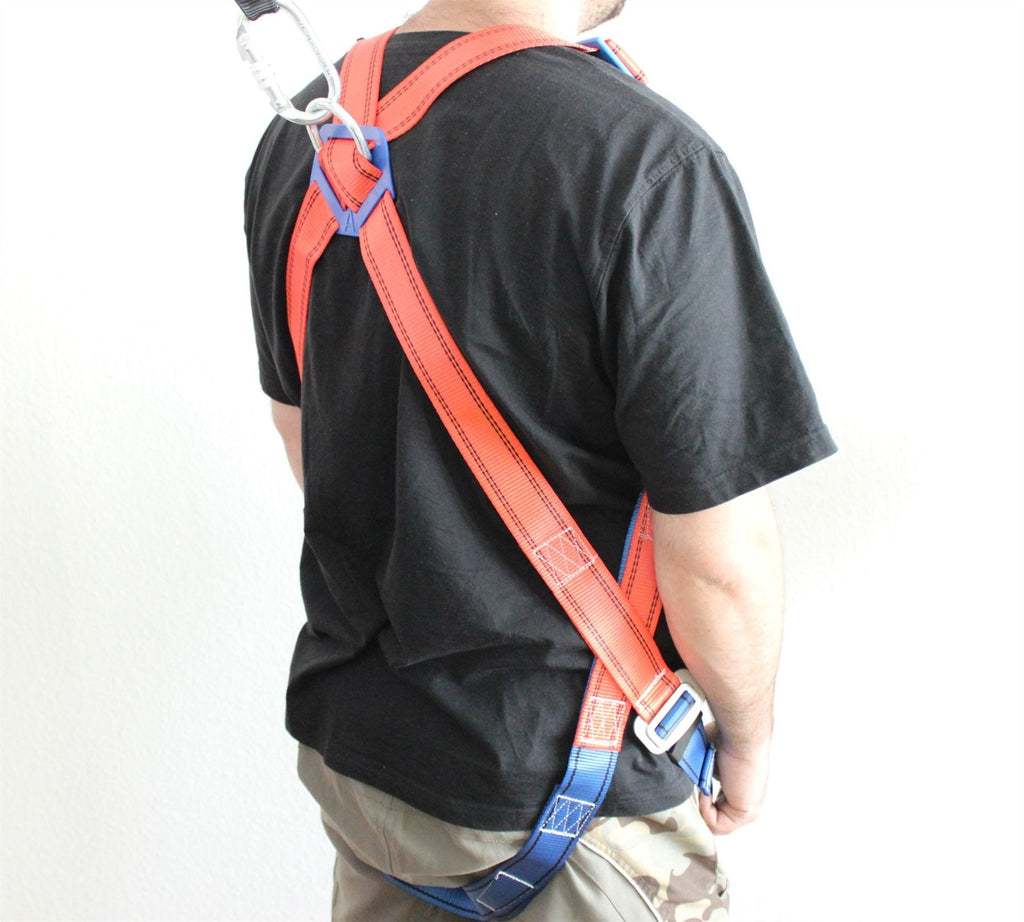 362119 Body Arrest Construction Safety Harness