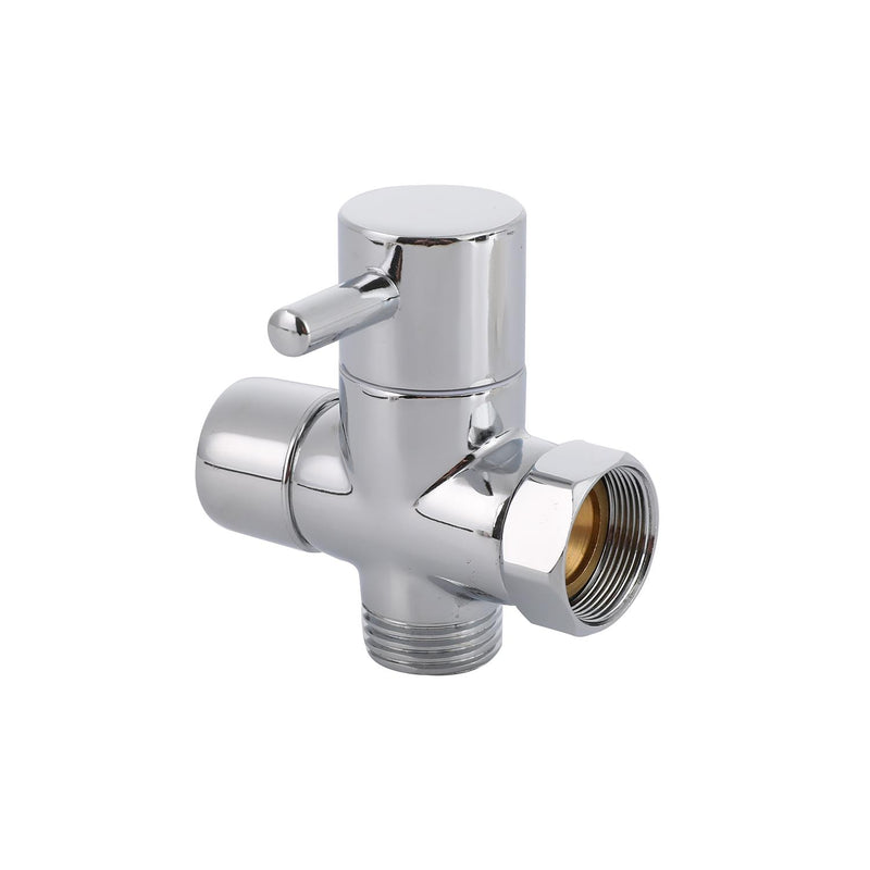 Brass Sink Valve Diverter Faucet Splitter M22 X M24