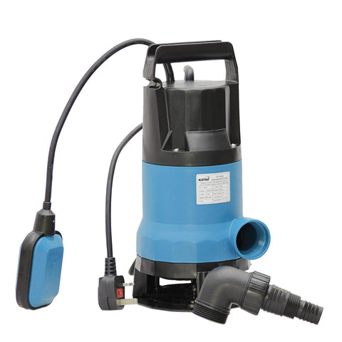 151653 Garden Pond Submersible Clean & Dirty Water Pump 750w