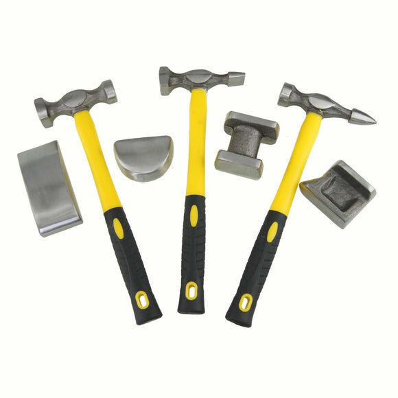 454222 7pc car repair set
