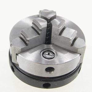 105218 Watch Makers 3 Jaws Self Centering Lathe Chuck 50mm 65mm
