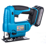 102752  Cordless Jigsaw 18V Include 2.0Ah Battery With 2 Blades
