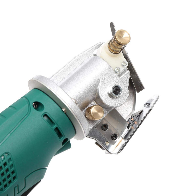 Cordless Cloth Cutter with 2 Batteries Multi Plug 12V