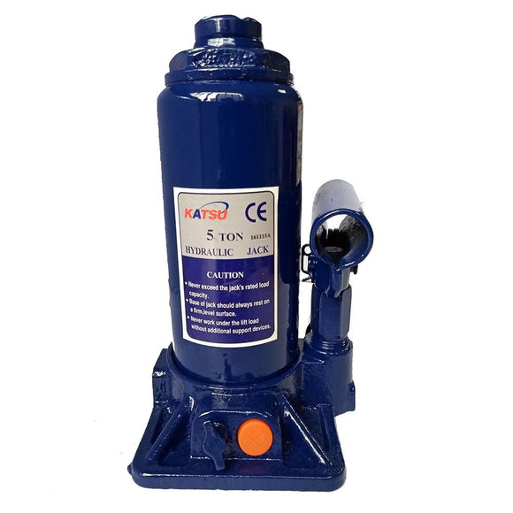 161115A Hydraulic Bottle Jack 5 to 50 Ton
