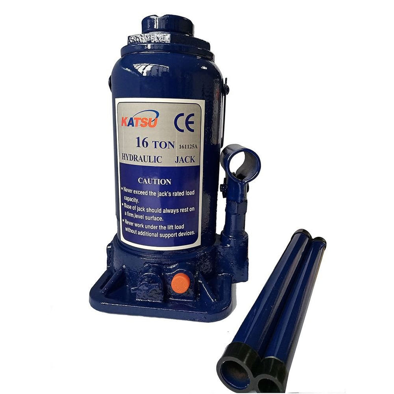 Hydraulic Bottle Jack 5 to 50 Ton