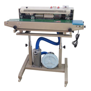 832458 Automatic Bag Inflating And Sealing Machine