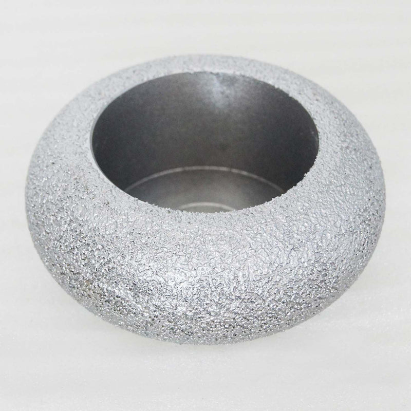 Electroplated Steel Wheel with Emery [Size:30mm]
