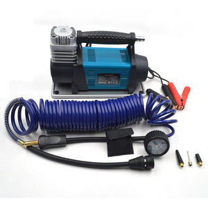 451708  Heavy Duty Car Tire Inflator Heavy Duty 12V, 30A
