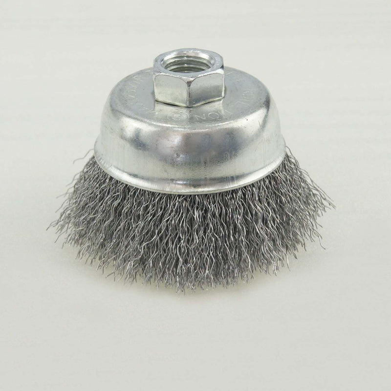 Steel Wire Cup Brush 65mm M14