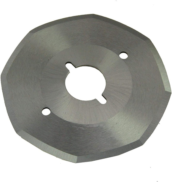 SP10391203 70mm spare blade for 103912 Cloth cutter.