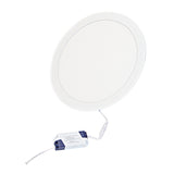 7737020 Panel Light Warm White Round 3W To 24Watt