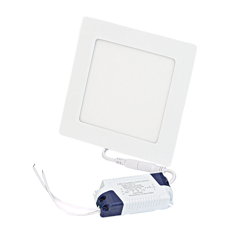KATSU 3000-3500K Warm White LED Light Aluminium Square Panel