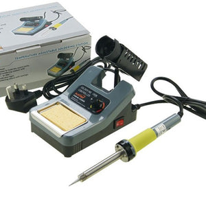 312090 Electric Thermostat Soldering Station 48W