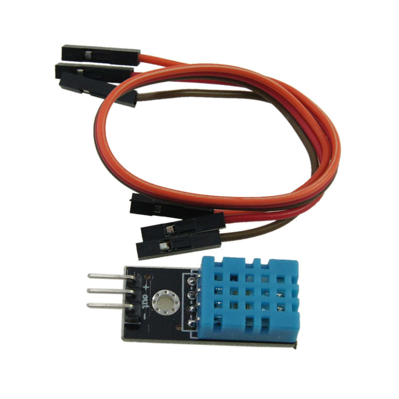DHT11 Arduino Compatible Digital Temperature Humidity Sensor Module with wires