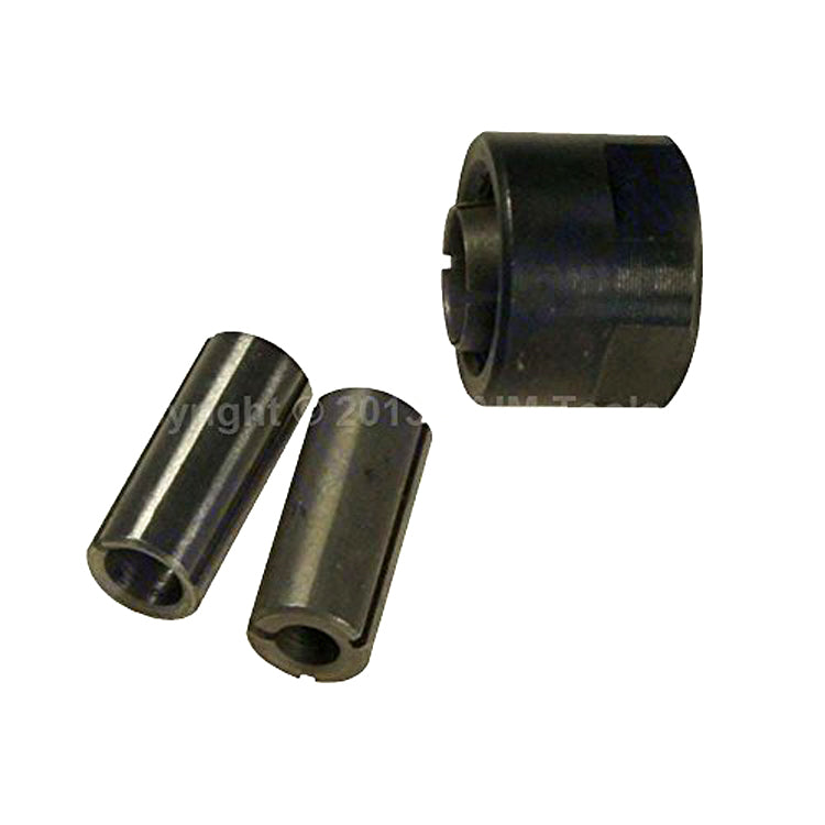 Collet Chuck Reducer 12mm To 6 & 8mm For MERRY MAKITA 3612 Router