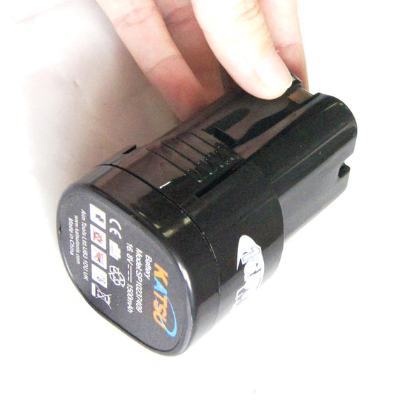 SP10237409 Cordless Drill Replacement Battery 16.8V For 102374