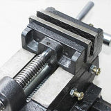 "402281 Budget 4 Way Pillar Drill Press Bench Cross Vice 3"" To 6"""