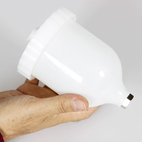 SP22142002 Paint Spray Gun Replacement Plastic Cup 600CC