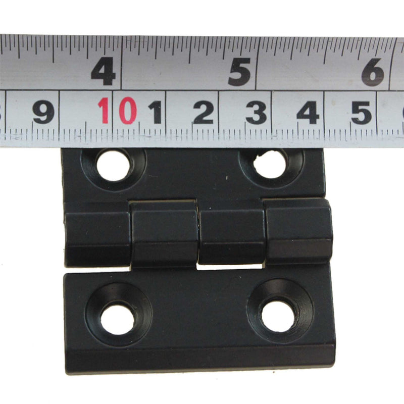 Industrial Hinges with Zinc Alloy 50x50mm 1 Pair