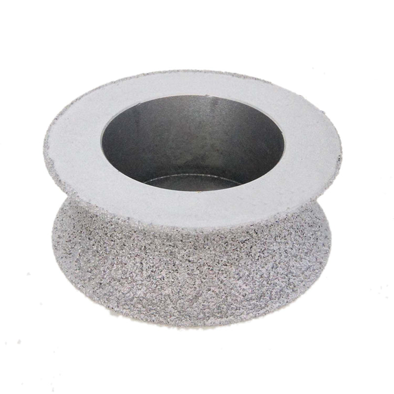 Electroplated Steel Wheel with Emery [Size:25mm]