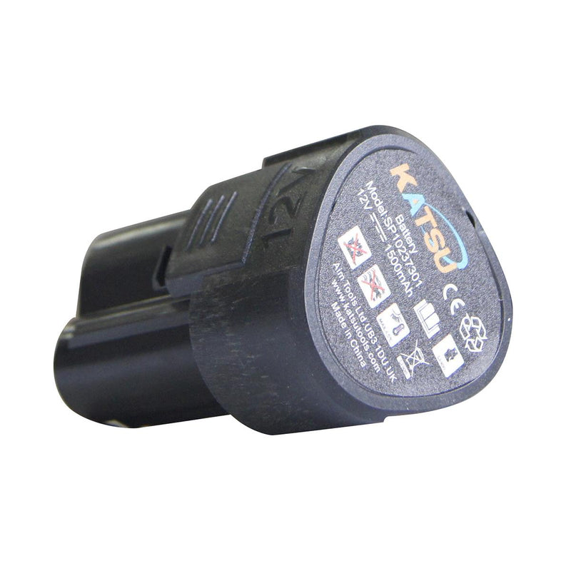 Cordless Drill Replacement Battery 12V  For 102373