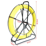 312387 Cable installation Rodder 8X120M