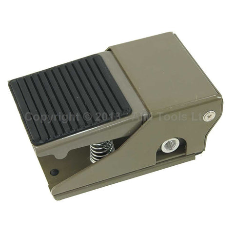 214716A Foot Pedal Air Control Switch 1 In 2 Out