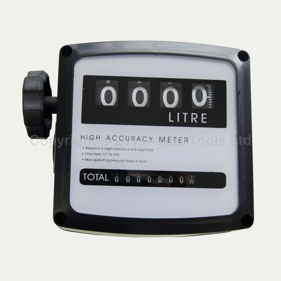 482133 Diesel Fuel Oil Flow Meter Counter