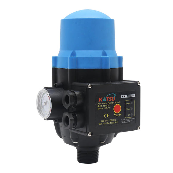 151019 Water Pump Pressure Control Switch