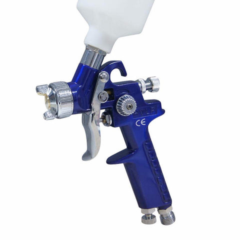 22145610 HVLP Gravity Feed Paint Spray Gun 125ml 1.0mm