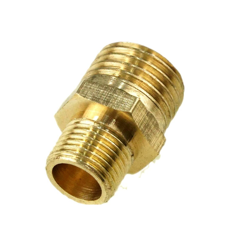 Air Line Hex Bush Connector Reducer Male to Male