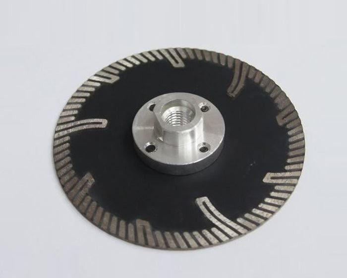 Professional Diamond Cutting Disc W/Flange 115mm