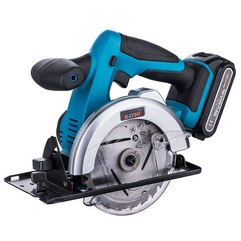 102792  Cordless Circular Saw 135Mm 18V 2.0Ah 1 Battery & Fast Charger