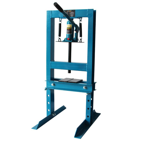 161307 6 Ton Hydraulic Shop Press