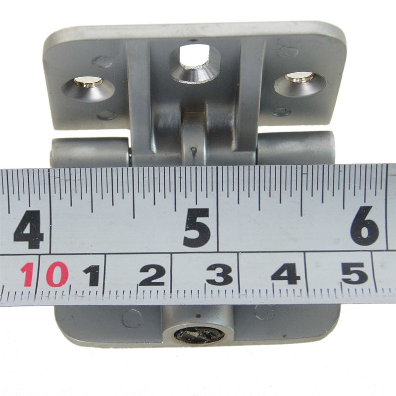 Industrial Hinges with Zinc Alloy 59x44.7mm 1 Pair