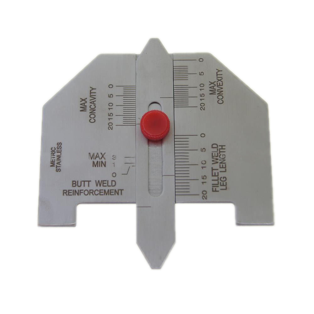 40114509 Automatic weld size welding gauge accurate calibration