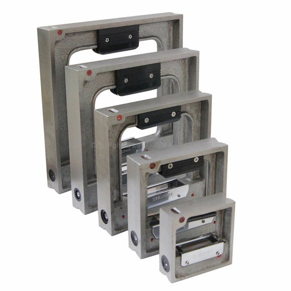 402013 Box Frame High Precision Spirit Level Variation