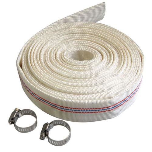 664323 Layflat Discharge Water Hose 1