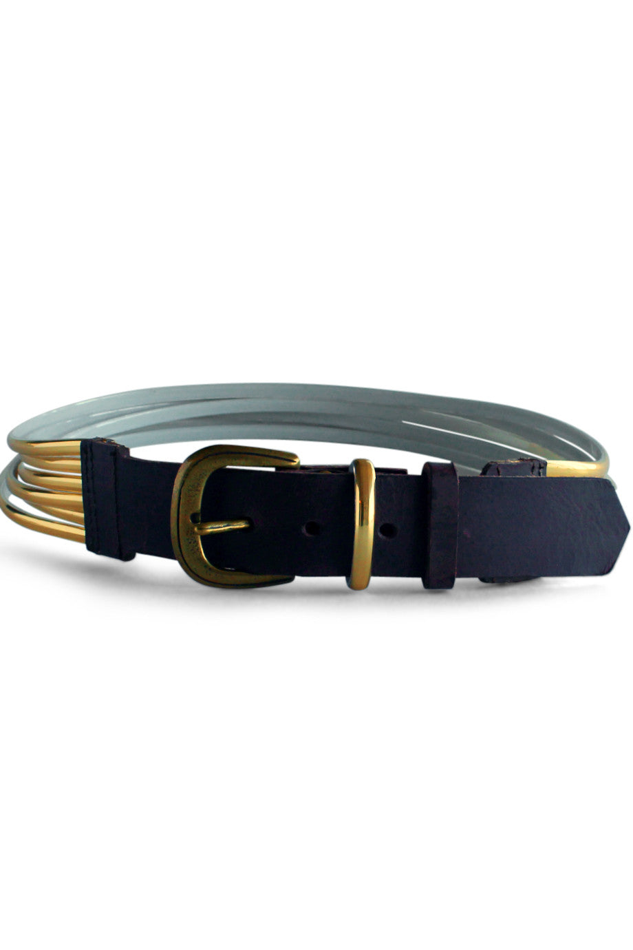 Gold Ndebele Belt