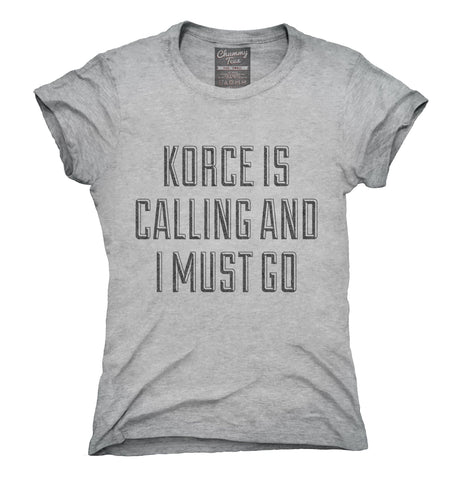Funny Korce Vacation T-Shirt