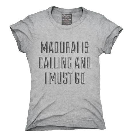 Funny Madurai Vacation  T-Shirt